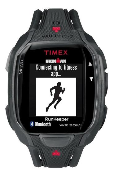 Relógio Timex Unissex Iroman Run Gps Tw5k84600/ti