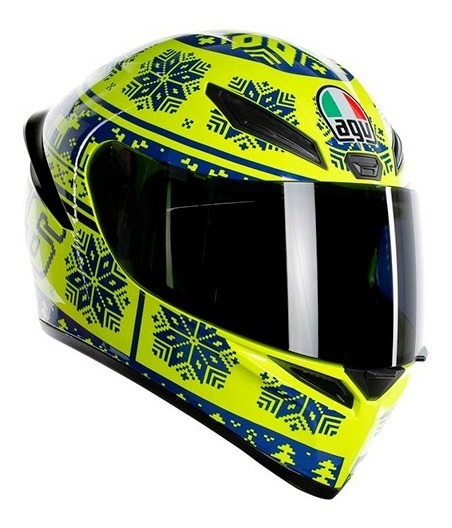 Casco Cerrado Agv K-1 Top-winter Test 2015 Rider One