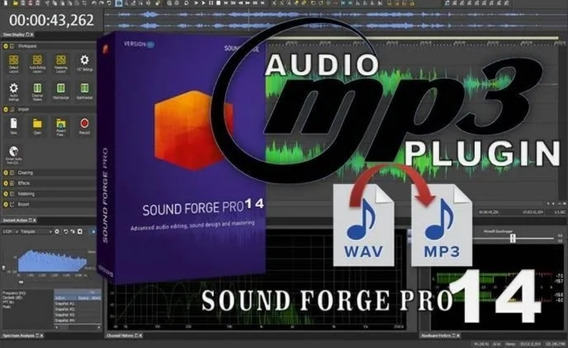 Plugin Mp3 Para Sound Forge Pro 14