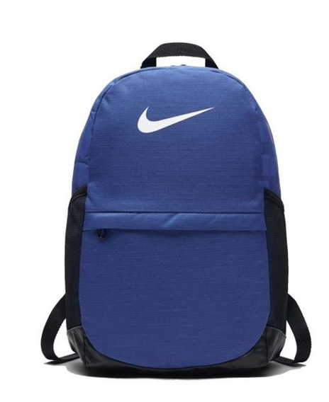 Mochila Pequeña Nike Unisex Brasilia Game Royal Comoda Orig