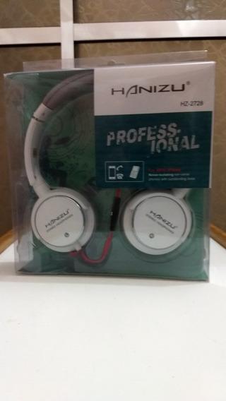 Phone Hanizu Professional Hz-2728 Branco iPod Mp4 Smartphone