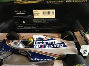 Williams Fw16 1994 Senna Minichamps 1/18 Versão Original