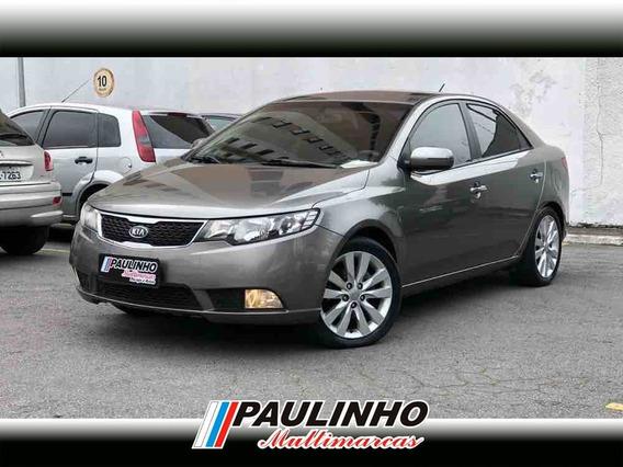 Kia Cerato 1.6 Sx3 Automático Gasolina 2012/2012