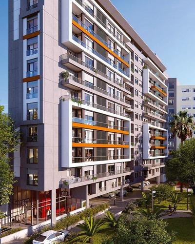 Apartamento Venta La Blanqueada 1 Dormitorio 8 De Octubre Y L. A. De Herrera, Edificio Ocho