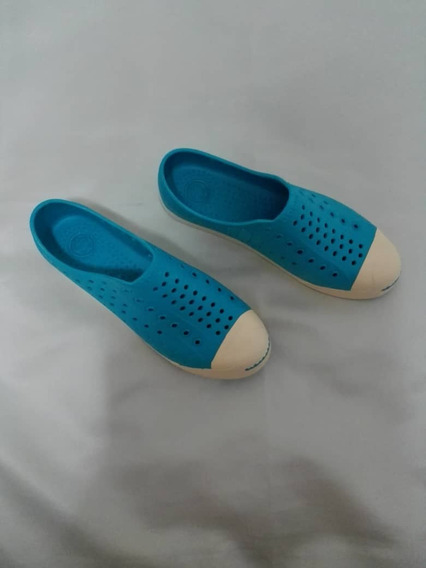Zapatos Coqui Crocs Playeras Sandalias Zapatillas Talla 39