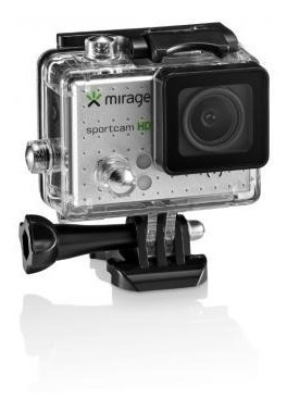 Camera Digital Mirage Sport Mr3000 Prata
