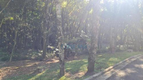 Terreno À Venda, 1110 M² Por R$ 450.000,00 - O Bosque - Gramado/rs - Te0716