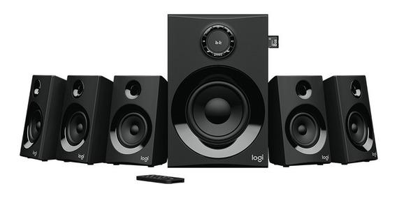 Z607 5.1 Surround Sound Speaker System