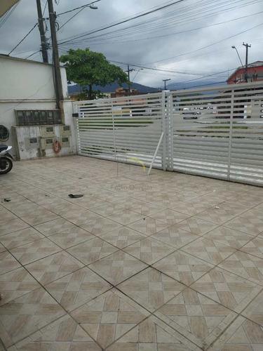 Imagem 1 de 14 de Casa De Condomínio Com 2 Dorms, Parque Continental, São Vicente - R$ 200 Mil, Cod: 2130 - V2130