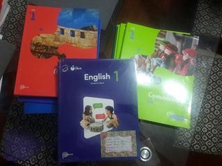 Pack Libros Primer Grado Primaria Edt Corefo Nuevos 2019