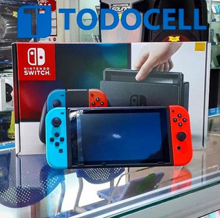 Nintendo Switch Versión 2019 Con Garantia