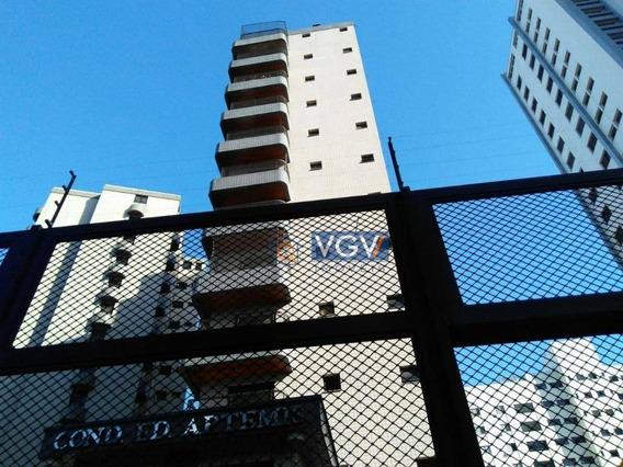 Apartamento Em Local Tranquilo Com 4 Vagas De Garagem - Ap3299