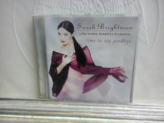 Sarah Brightman - Time To Say Goodbye Cd Importado