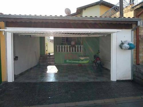 Casa Com 2 Dormitórios À Venda Por R$ 212.000 - Cidade Jardim - Taubaté/sp - Ca5764