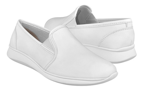 Zapatos Casuales Para Dama Flexi 28212 Blanco