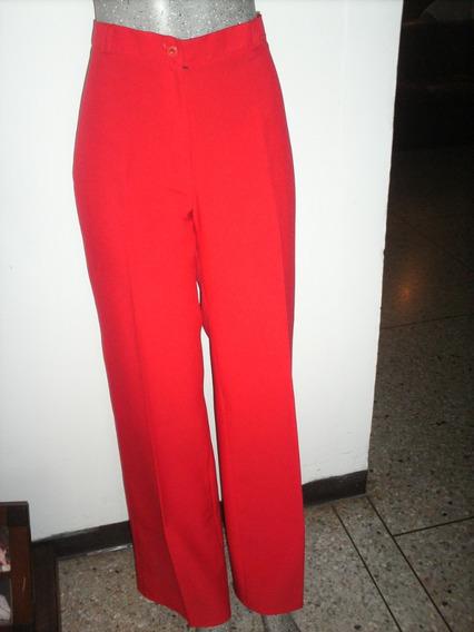 Pantalon Dama De Vestir,,,talla L..--nv6--
