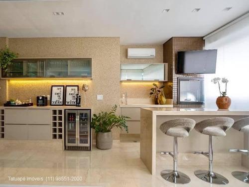 Apartamento Rua Marechal Barbacena- 218m²