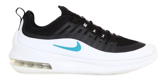 Tenis Nike Air Max Axis Blanco/negro/azul Aa2146 012