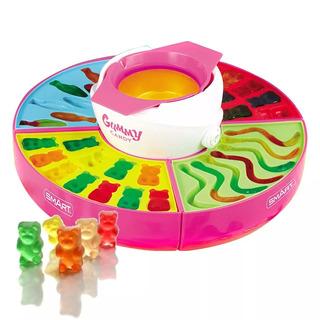 máquina Para Hacer Gomitas Dulces Nostalgia Gummy Candy !