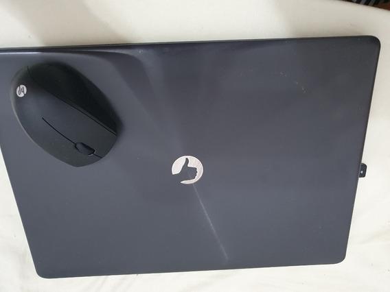 Notebook Positivo Stilo One Xc3550 + Mouse Hp Sem Fio