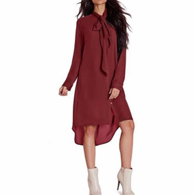 30cb513e9 S - #1 Wine Red ¿ Button Up Long Sleeve Plus Size Cloth-4140
