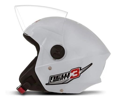 Imagem 1 de 4 de Capacete Pro Tork New Liberty 3 Moto Motoqueiro Motociclista