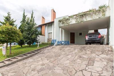 Casa À Venda, Santa Felicidade, Condomínio Fechado - Ca0242. - Ca0242