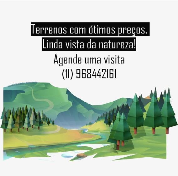 L. Ibiúna, Terrenos Com Preços Imperdíveis, Venha Conferir!