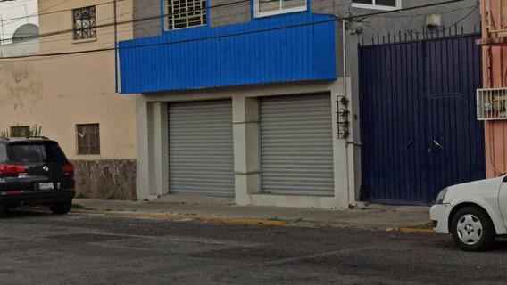 Local Comercial Con Departamento/bodega. ¡centro De Toluca!