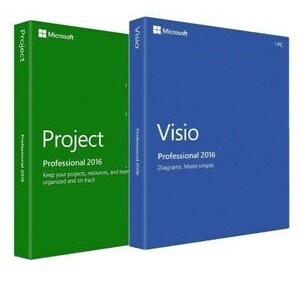Visio + Project 2016 Professional