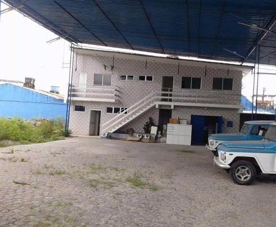 Galpão Em San Martin, Recife/pe De 980m² Para Locação R$ 14.000,00/mes - Ga361698