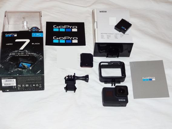 Camera Filmadora Gopro Hero7 Black