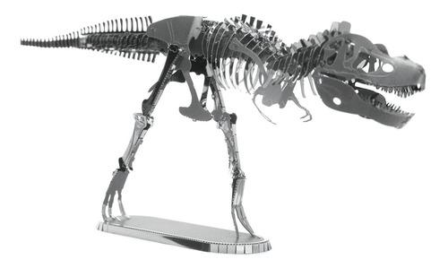 Fascinations Metal Earth Dinosaurio T-rex Para Armar