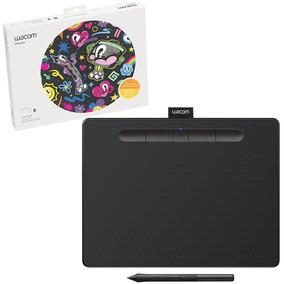 Mesa Digitalizadora Wacom Intuos Média Bluetooth Ctl6100 S/j