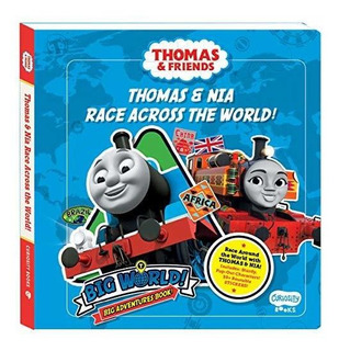 Thomas Thomas & Nia Race Across The World : Rebecca Mat