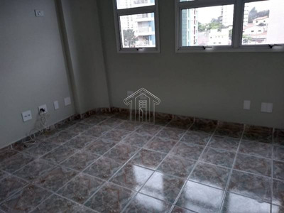 Sala Comercial Em Condomínio Para Locação No Bairro Vila Guiomar - 9811gigantte