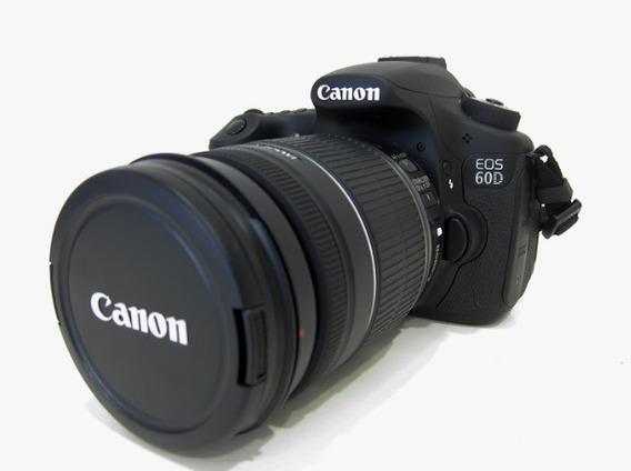 Canon 60d + Lente 18-200 Mm