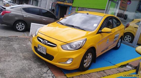 Taxis Hyundai Accent Gl Mt 1600