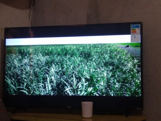 Vendo Tv Smart 55 Polegadas Nova 1 Mês De Uso