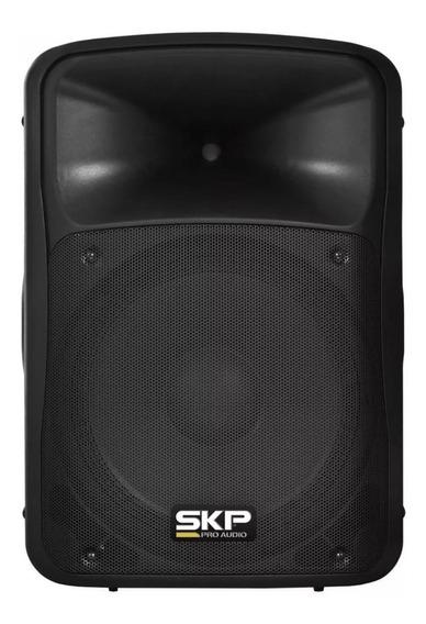 Bafle Potenciado Skp Sk-5p Bt 15 Pulgadas 250w Usb Bluetooth