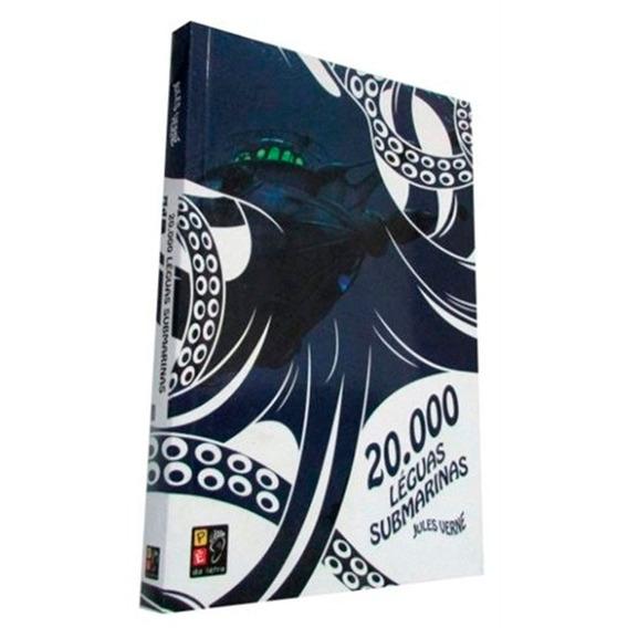 Livro 20 Mil Léguas Submarinas Jules Verne