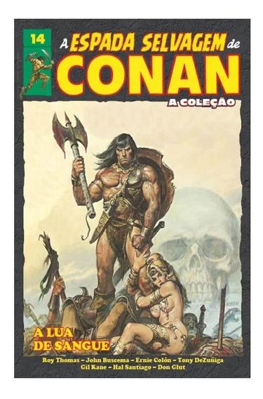 A Espada Selvagem De Conan - Volume 14