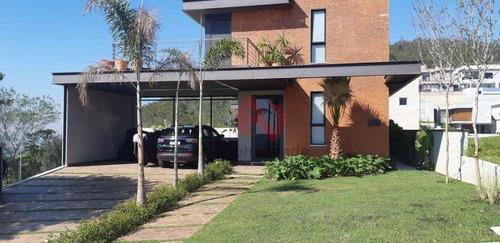 Imagem 1 de 30 de Gênesis Ii - Casa Com 3 Suítes À Venda, 400 M²  - Alphaville - Santana De Parnaíba/sp - Ca6313