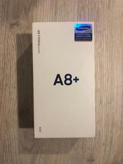 Samsung Galaxy A8+ Negro 64gb