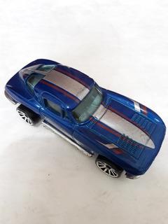 Miniatura Metal Corvette Stingray