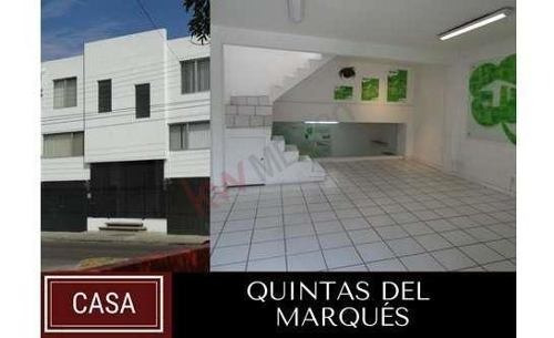 Propiedad Centrica En Quintas Del Marquez, Cuenta Con 2 Casas, 2 Locales Y 1 Dpto, Ideal Para Inversionista!
