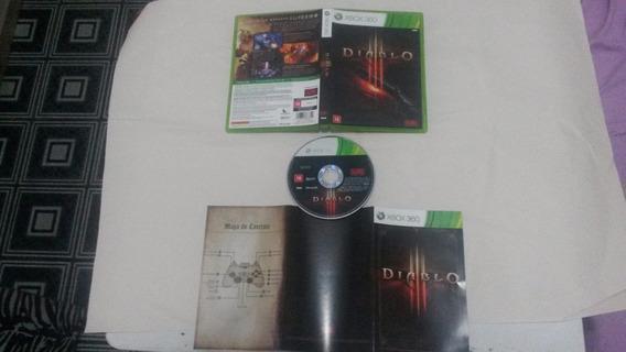 Diablo 3 Xbox 360 Original *** Mídia Física ***