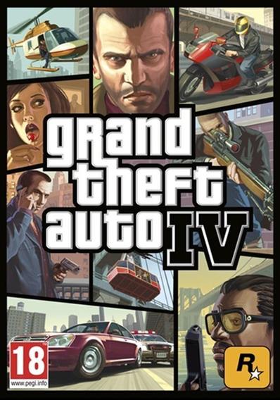 Grand Theft Auto Iv Grand Theft Auto Iv Steam Cd Key Pc
