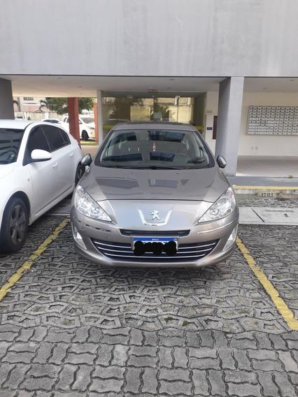 Peugeot 408 2.0 Feline Flex Aut. 4p 2012