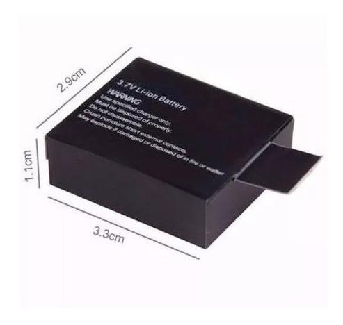 3 Bateria P/ Camera Sportcam Sj4000 4k Sport 1080p Hd